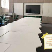 education sector - furniture desks